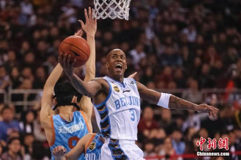 Stephon Marbury leads CBA All-Star votes