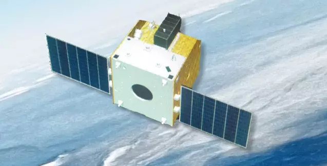 An illustration of the Tiankun-1 satellite platform (CASIC).