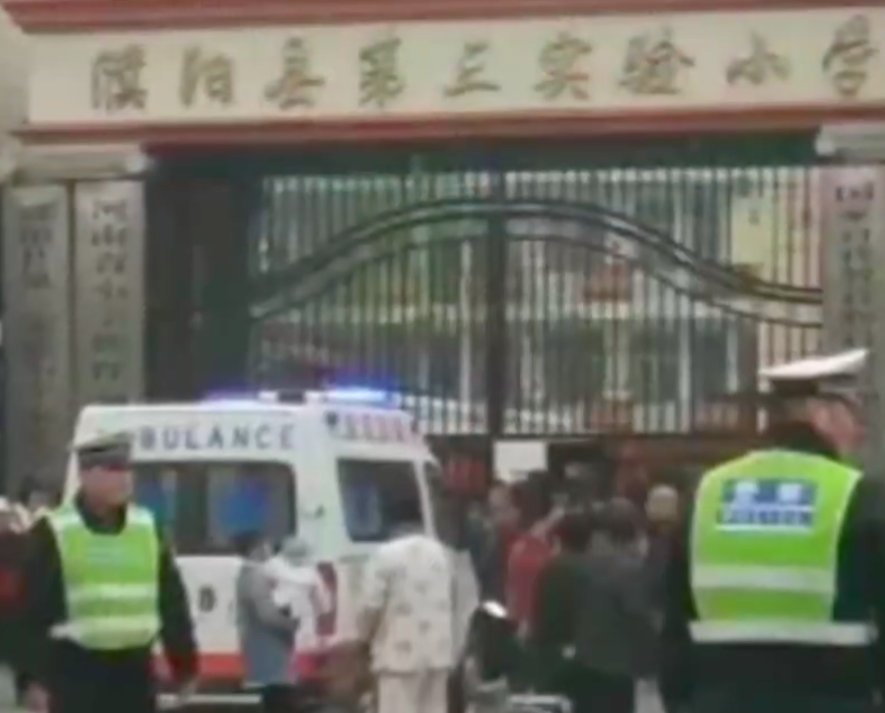 Two killed, 20 injured in China school toilet stampede