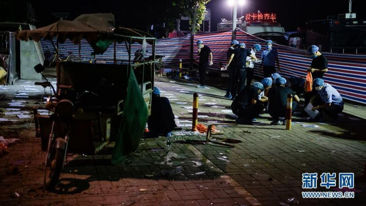 8 dead, 65 injured in kindergarten blast in E China