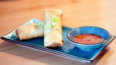 Chinese recipes: Spring roll fillings