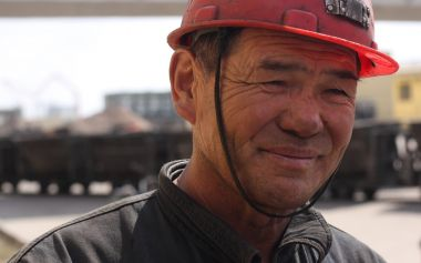 A visit to a Chinese coal mine
