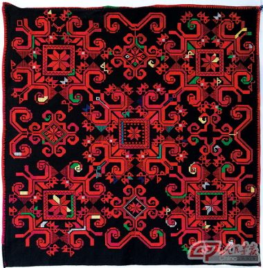 Epic embroidery by China's Miao ethnic group