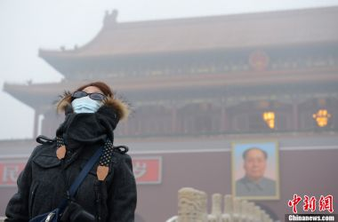 Efforts to battle air pollution increase in north China
