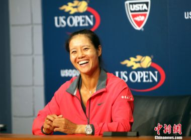 Li Na makes history at US Open