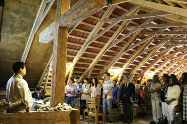 Church as a new home for Chinese Christians in Finland