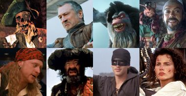 Cinema's eight underrated pirates