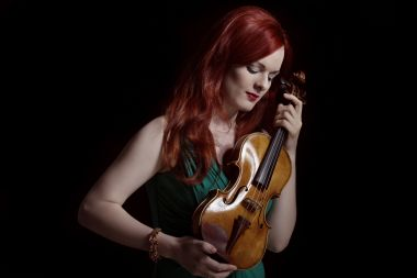 Violinist Rachel Kolly d'Alba | Interview