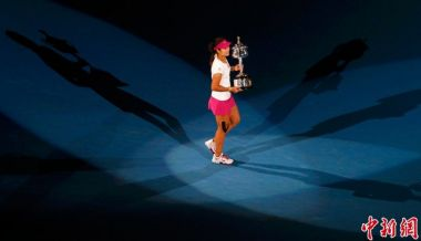 Endorsements flood in for Li Na after Aussie Open win