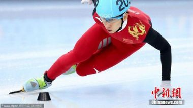 China claims first Sochi medal on short track