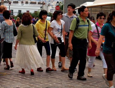 Chinese tourists' spending on the rise in Lithuania