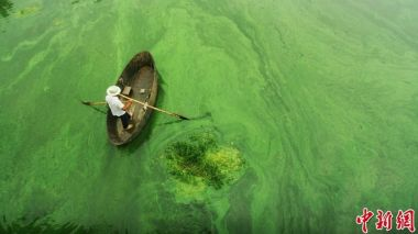 China to spend USD 330bn to tackle water pollution