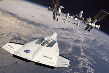 China to launch first 'space shuttle bus' this year