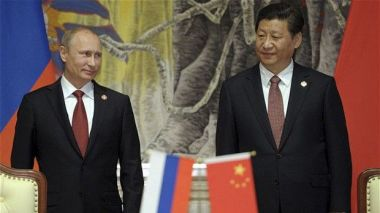 China, Russia ink 30-year gas deal