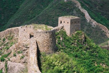Gubeikou Great Wall: where history comes to life
