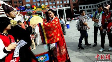 A Korean student's life in China