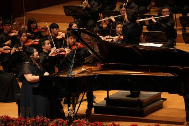 Tian Jiaxin: bring China to the world with music