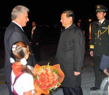 China, Cuba seal cooperation deals, vow staunch friendship