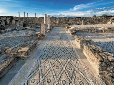 Stobi –the crossroads of the ancient world