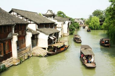 Wu Zhen, epitome of classic water towns