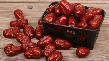 Chinese superfood – red dates