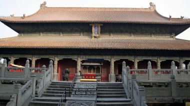 A day at Qufu's Temple of Confucius