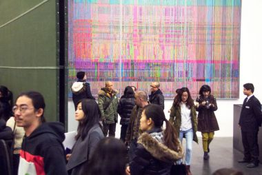 Liu Wei: Exploring much more than colors