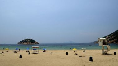 The top 5 beach resorts in China