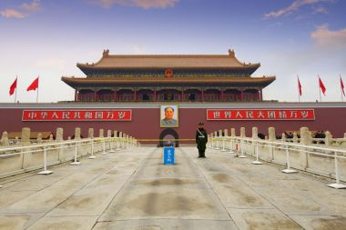 Tiananmen tower to close for restoration work