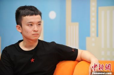 Young Chinese actor Dong Zijian nominated at Cannes