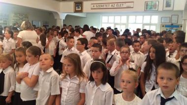 Back to school: Autumn pics from Hungary
