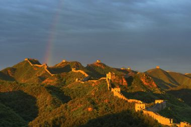 The Great Wall of China 'space myth' in 60 seconds
