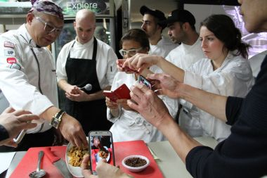 Israel holds Chinese food workshops to get prepared for more Chinese visitors