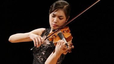 Violinist Nancy Zhou takes on nature, music and what it means to be human