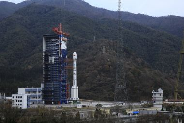 China to loft next pair of Beidou satellites in one of five global launches set for Thursday