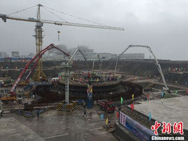 China's domestically developed Hualong One nuclear turbine generator passes tests