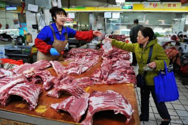 China's consumer price index up 2.1 percent in July