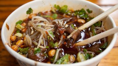 Strange and weird Chinese foods