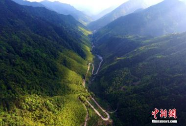 Radical national park construction plan announced by China
