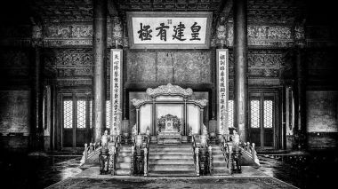 Last Emperor's life of privilege in the Forbidden City