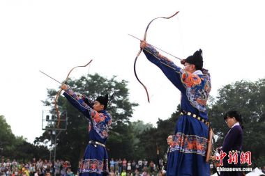 Archery - from the battlefield to the Olympics
