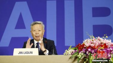 AIIB approves first four loans worth US$509 million