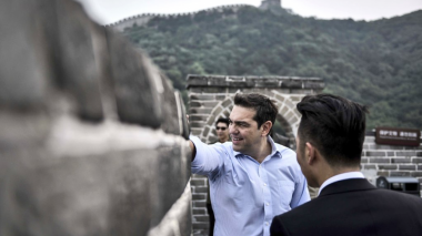 Greeks eye Chinese investment opportunities