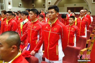 China falling behind in Olympic athletics, targets Tokyo 2020 medals