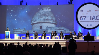 China discusses major future space plans at IAC 2016