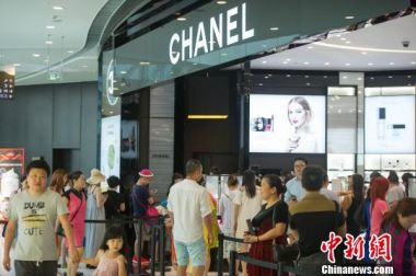 China's demand for luxury creates business for students abroad