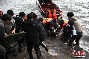China moves endangered porpoises in conservation measures