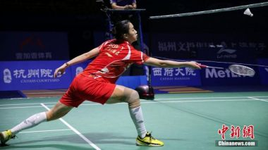 China's badminton players fail to claim a single China Open title for first time