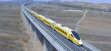 Fosun to sign China's first private high speed railway contract