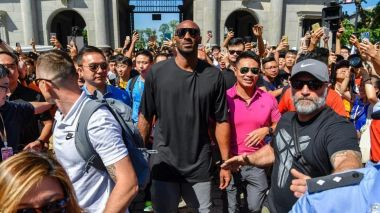 Kobe Bryant's popularity unabated in China